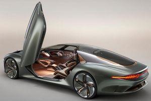 Ngắm siêu xe kỷ niệm 100 năm thành lập của Bentley