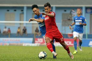 Trực tiếp Than Quảng Ninh vs HAGL vòng 15 V-League: HAGL thủng lưới sớm