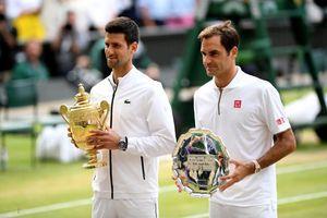 Novak Djokovic lên ngôi tại Wimbledon 2019 sau trận chung kết hấp dẫn và không thể tin nổi với Federer