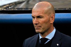 Tiết lộ lý do HLV Zidane rời trại tập huấn hè của Real Madrid