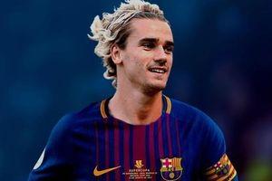 Griezmann: 'Được chơi cạnh Messi là niềm hạnh phúc lớn'