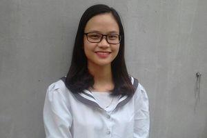 Nữ sinh đạt điểm 10 Lịch sử từng lo trượt đại học, là fan cuồng Kpop
