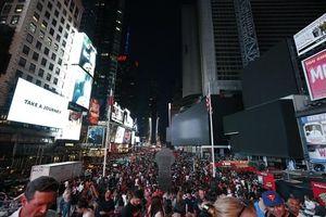 Mất điện trên diện rộng tại New York