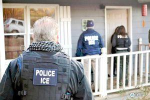 Mỹ truy quét đồng loạt người nhập cư bất hợp pháp
