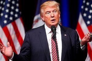 Tổng thống Donald Trump muốn tấn công Iran phải thông qua Quốc hội