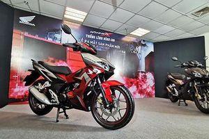 Cận cảnh Honda Winner X mới từ 46 triệu 'đấu' Yamaha Exciter