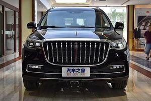 Hồng Kỳ HS7 - xe Trung Quốc 'giá chát' từ 1,18 tỷ đồng