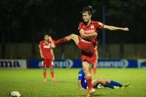Vòng 15 V-League: Hành động không đẹp của Văn Toàn trong trận HAGL thua thảm