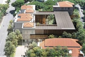 Tìm phương án thiết kế Bảo tàng Đà Nẵng và mở rộng công viên APEC