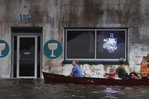 Tiểu bang Mỹ lại hứng bão lũ