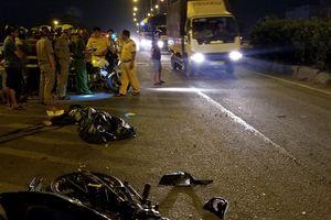 TP.HCM: Gặp tai nạn trong làn ô tô, nam thanh niên đi xe máy tử vong