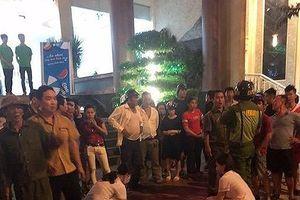 Người đàn ông tử vong sau cú nhảy từ tầng 11 của khách sạn ở Quảng Bình