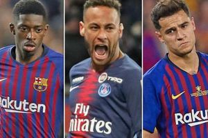 Barcelona 'hy sinh' 3 trụ cột để đẩy nhanh thương vụ Neymar!