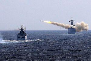 Mỹ 'chơi lớn' bán vũ khí cho Đài Loan, quân đội Trung Quốc rầm rộ tập trận 'tức thì'