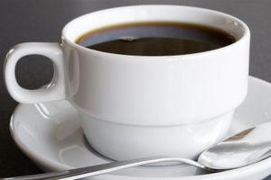 Dán nhãn cảnh báo chứa chất gây ung thư cho cà phê