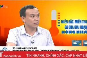 Nắng nóng tại Hà Tĩnh kéo dài đến khi nào?