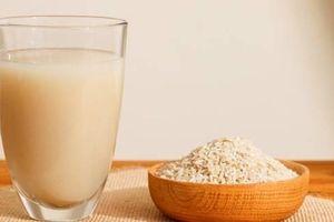 Giảm cân an toàn với bột gạo lứt