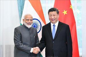 Trung - Ấn sẽ tổ chức hội nghị thượng đỉnh không chính thức lần hai vào tháng 10