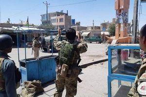 Tấn công đẫm máu vào khách sạn ở Afghanistan