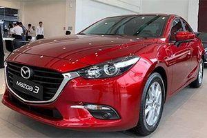 Vượt Kia Cerato, Hyundai Elantra giá rẻ, Mazda 3 vẫn là 'ông vua' phân khúc hạng C