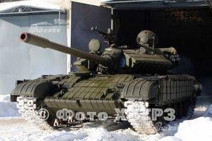 'Con lai' siêu độc đáo giữa xe tăng T-64 và T-55