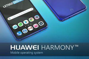 Huawei lại đăng ký thương hiệu mới cho HĐH của mình: Harmony