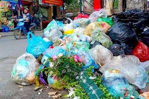 Không xả rác được cũng... chết