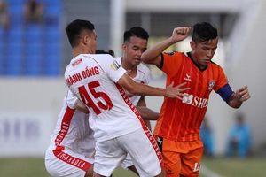 BXH V-League 2019 mới nhất: TP.HCM chiếm ngôi đầu, HAGL gần 'đội sổ'
