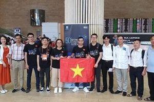 Việt Nam xếp thứ 4 tại Kỳ thi Olympic Vật lý quốc tế 2019