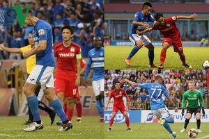 Toàn cảnh Than Quảng Ninh 3-0 HAGL: Cơn ác mộng của đội bóng phố Núi