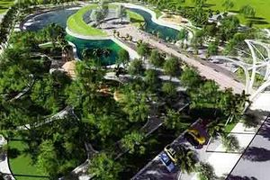 Công viên âm nhạc 200 tỷ đồng: 'Bước đi táo bạo' hướng đến con người