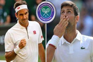 Những pha bóng kinh điển của Novak Djokovic tại chung kết Wimbledon 2019