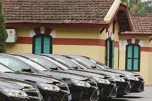 Từ 1/9/2019: Sử dụng ô tô công vào mục đích cá nhân bị phạt tới 20 triệu đồng