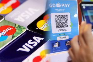 Visa, MasterCard thất thế trước ứng dụng thanh toán điện tử