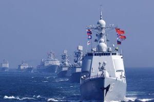 Trung Quốc tập trận sau thương vụ vũ khí Mỹ-Đài Loan