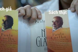 Giúp độc giả phân biệt sách thật và sách giả