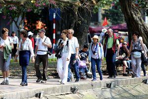 6 tháng đầu năm, khách du lịch đến Hà Nội đạt 14,39 triệu lượt khách