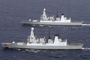Chiến hạm HMS Duncan có là mồi ngon tại Vịnh Ba Tư?