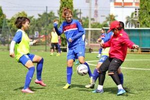 Tuyển U19 nữ Việt Nam dự giải đấu quốc tế tại Hàn Quốc