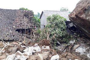 Nạn nhân vụ lở núi vùi lấp 3 người ở Cao Bằng: Nằm giữa đống đổ nát ấy sợ lắm... nghĩ mình chết ở đây rồi