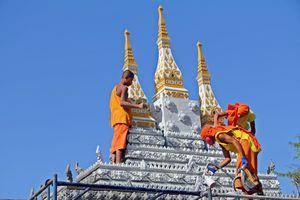 Nghi lễ cầu may của người Lào