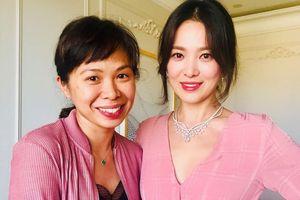 Song Hye Kyo lần đầu trả lời phỏng vấn sau ly hôn