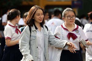 Trường ĐH Ngoại thương cơ sở 2 công bố điểm xét tuyển