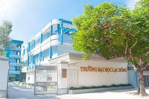 Đại học Lạc Hồng công bố điểm chuẩn trúng tuyển học bạ và đánh giá năng lực