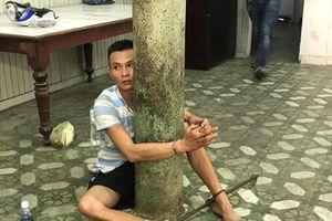 Bắt tên cướp cứa cổ tài xế Grabbike cướp xe ở Sài Gòn