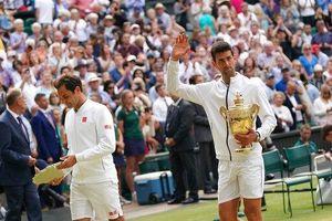 Djokovic đi vào lịch sử sau chức vô địch Wimbledon 2019