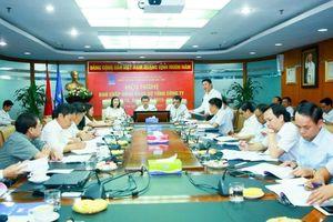 PV Power tổ chức Hội nghị BCH Đảng bộ lần thứ 18 nhiệm kỳ 2015 - 2020
