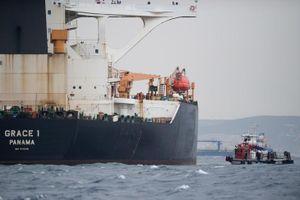 Anh nêu điều kiện thả tàu chở dầu Iran