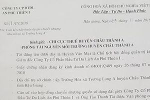 Cần Thơ: Nguyên Phó Tư lệnh Quân khu 9 bị kiện ra Tòa