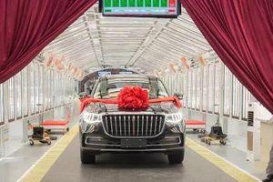 'Soi' Hồng Kỳ HS7 - mẫu xe SUV nội địa đắt nhất tại Trung Quốc